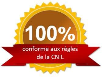 100% CNIL