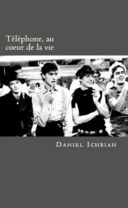Livre Téléphone, au coeur de la vie de Daniel Ichbiah, accompagnement de jeunes romanciers